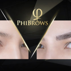 Tattooing vs Phibrows Microblading