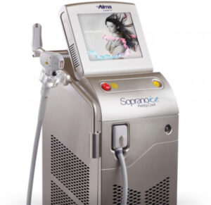 ALMA Soprano Ice Laser Machine