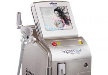 ALMA Soprano Ice Laser Machine