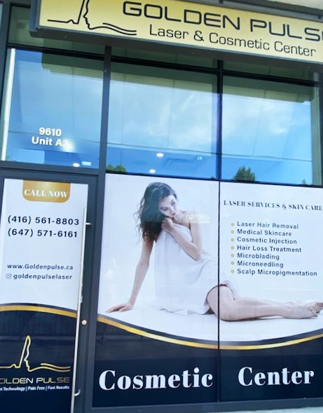 Golden Pulse Laser Clinic Richmond Hill