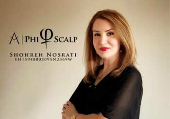 Shohreh Nosrati PHI-Artist for Scalp-Micropigmentation and Eyebrow Microblading