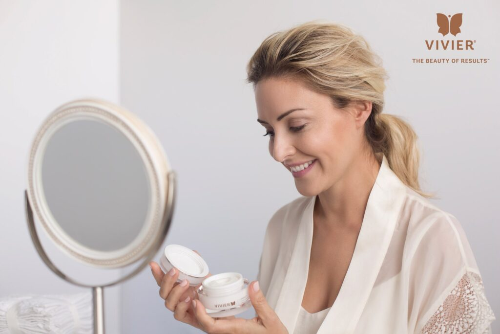 Golden Pulse Cosmetic Clinic - Vivier skin care line