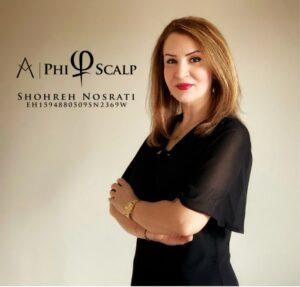 Shohreh Nosrati Phi-Artist