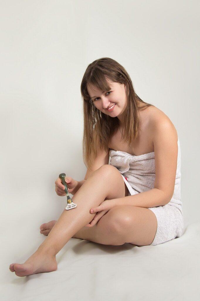 No More Shaving - Golden Pulse Laser Clinic