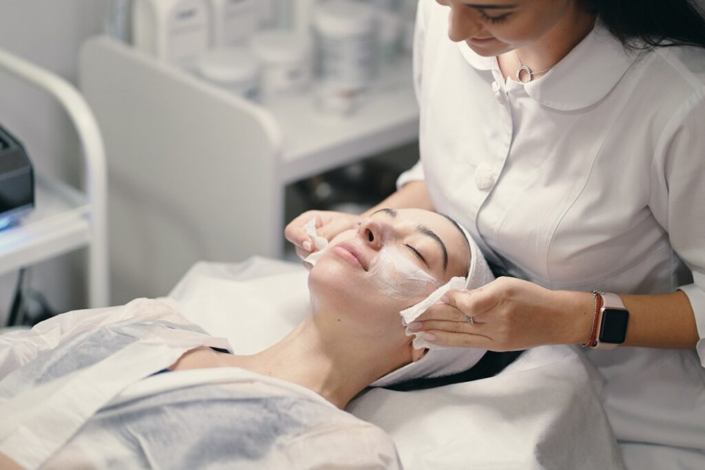 Medical Facial in Golden Pulse Cosmetic Center Richmond Hill