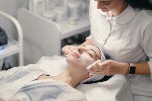Medical Facial in Golden Pulse Cosmetic Center Richmond Hill