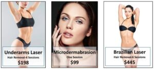 Deals- Special Offers - Promotions - Laser services - Facial - Microneedling Golden Pulse Laser Clinic Richmond Hill