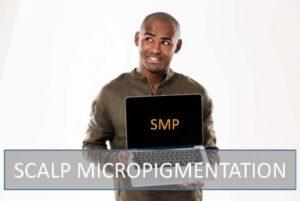 Scalp Micropigmentation - SMP in Golden Pulse Laser Clinic Richmond Hill