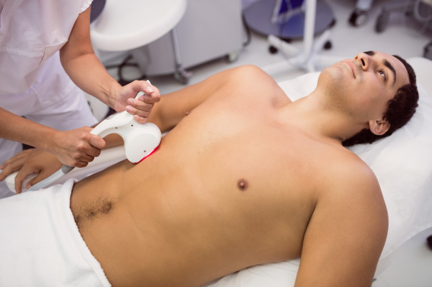 Laser Hair Removal For Men in Golden Pulse Laser Clinic Richmond Hill