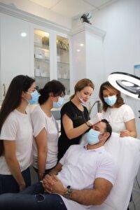 Scalp Micropigmentation Training in Golden Pulse Richmond Hill